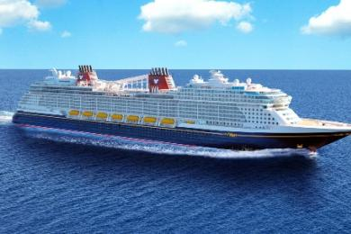 Bookings Open Soon For Sailing On The Disney Wish