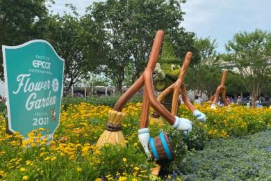 5 Things Not To Miss On The Menu At The Epcot International Flower and Garden Festival