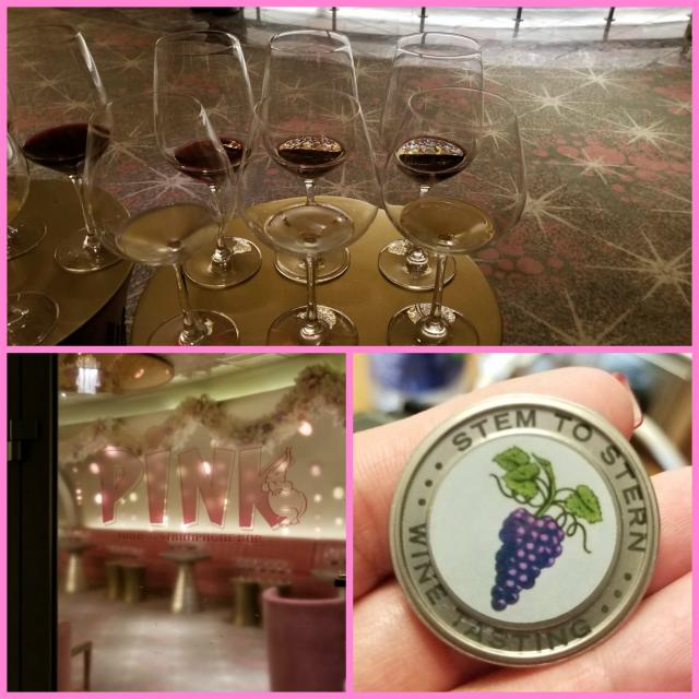 Stem to Stern Wine Tasting and Pin!