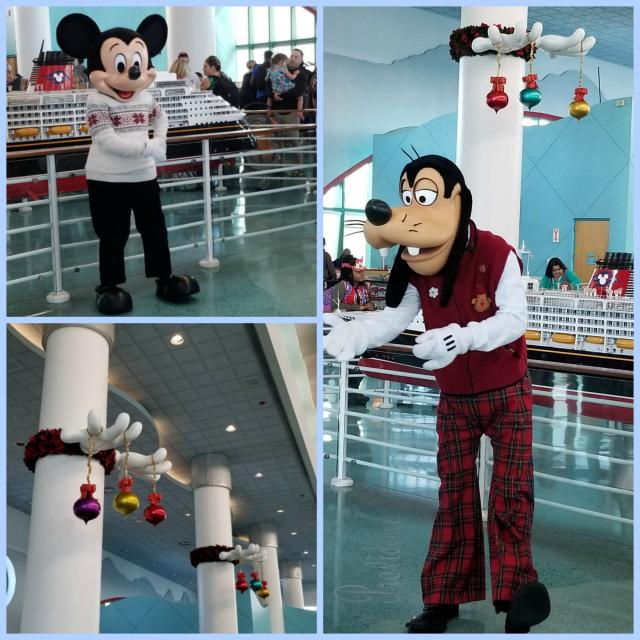 I can't get over how cute Mickey is!