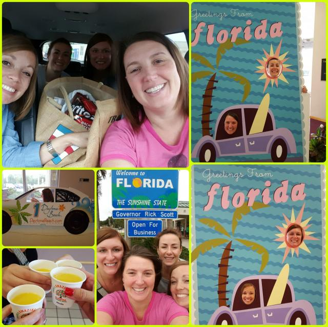 We made it to Florida