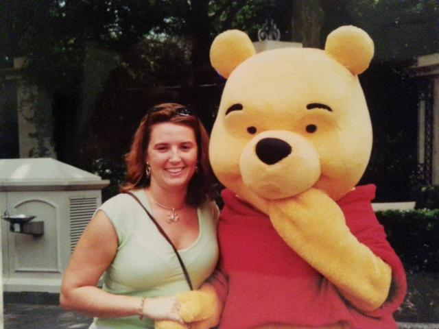 jenny-pooh (an OLD nickname) and pooh
