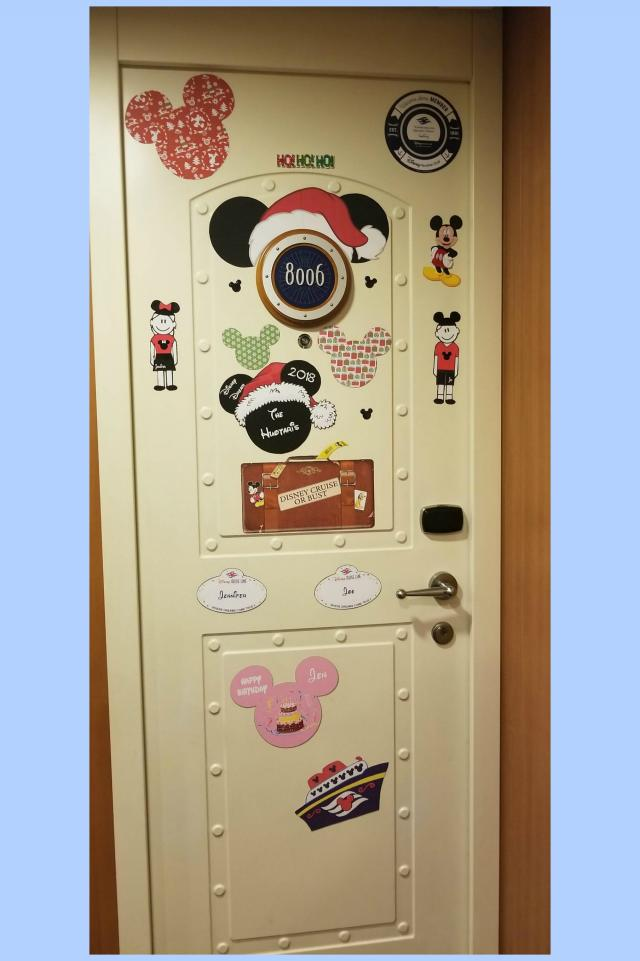 Our Door  All made by me!