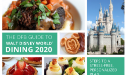 Get Your Copy Of The DFB Guide to Walt Disney World Dining 2020 E-book