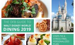 The DFB Guide to Walt Disney World Dining 2019 e-book Is Here