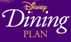 Changes Coming to the Disney Dining Plan in 2017