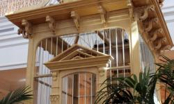 The Grand Floridian Bird Cage