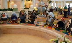 Disney News Round-up: Grand Floridian Easter Egg Display, My Disney Experience App Update, and More