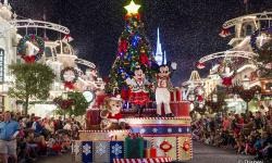 10 Things To See During The Holidays At Walt Disney World