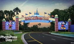 Disney PhotoPass Day Set for August 19 at Disney World